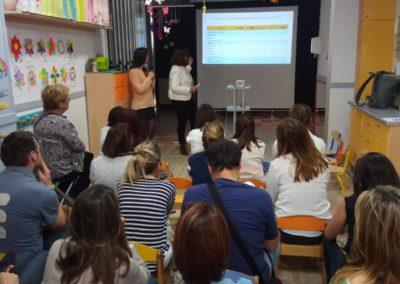 talleres padres centros infantiles en Valencia