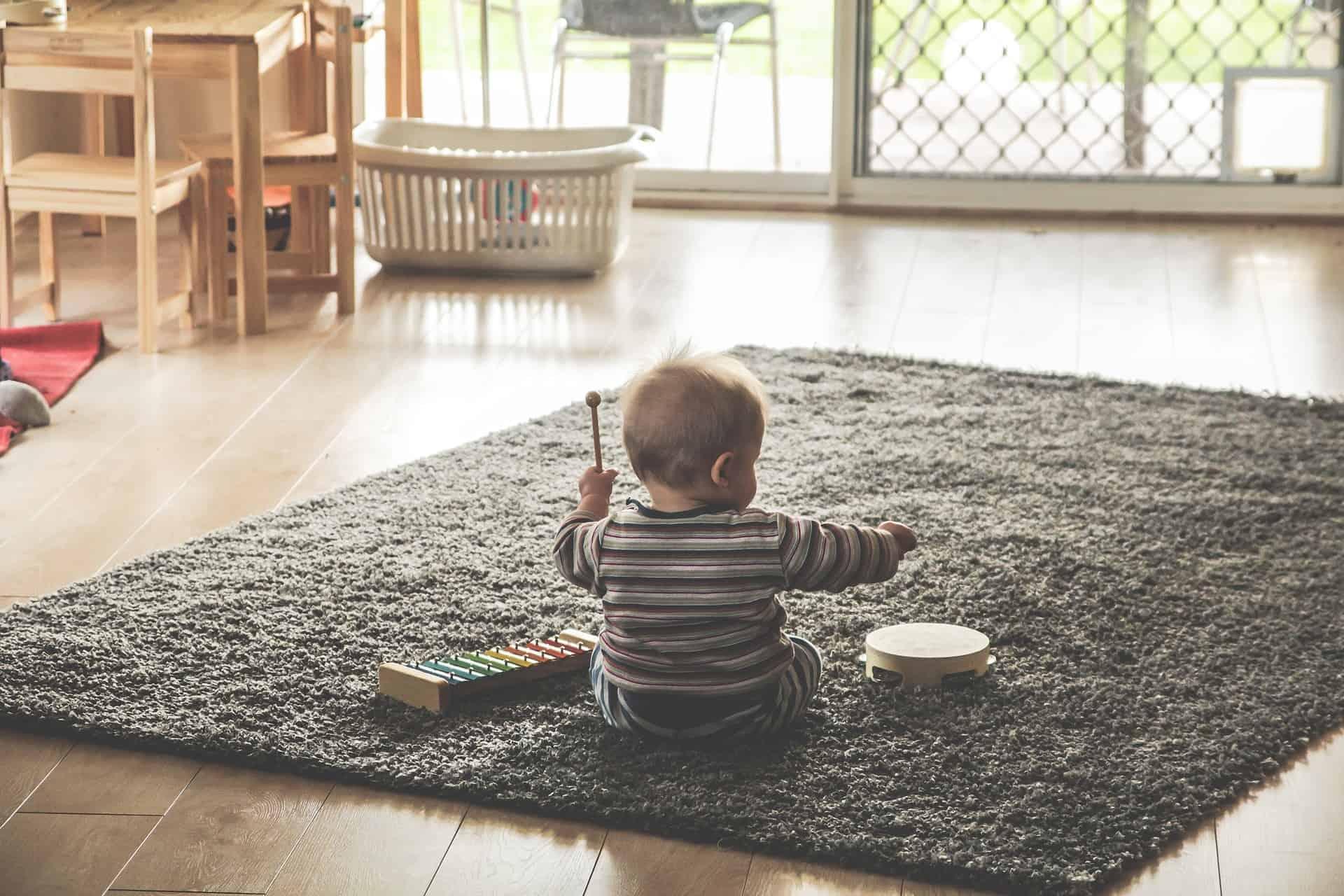 estimulación musical infantil centros infantiles en Valencia