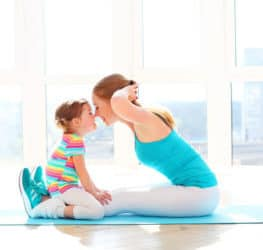 Yoga & Mindfulness en familia.