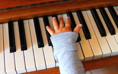 La estimulación musical en centros infantiles
