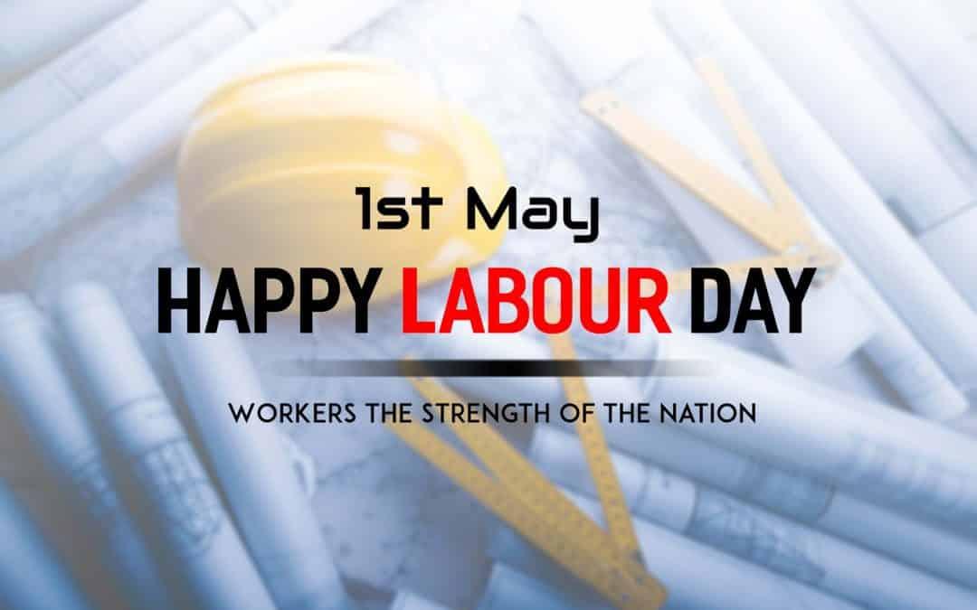 Día del trabajador y la trabajadora