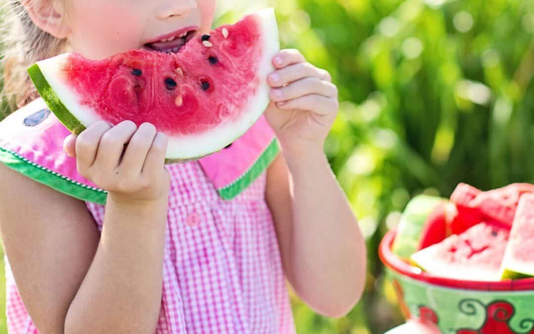 nutrición centros infantiles